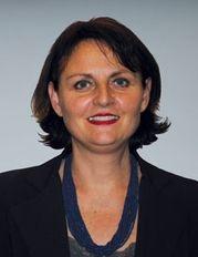 Caroline Paratre, Vice-présidente en charge de l'éducation, des collèges et de l'accès au savoir